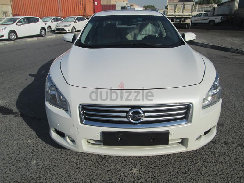 dubizzle Dubai | Maxima: NISSAN MAXIMA 2014 FULL OPTION LOW EMI ...