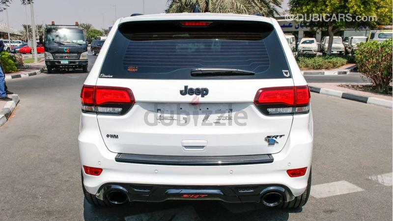 Dubizzle Dubai Grand Cherokee Jeep Srt8 Night
