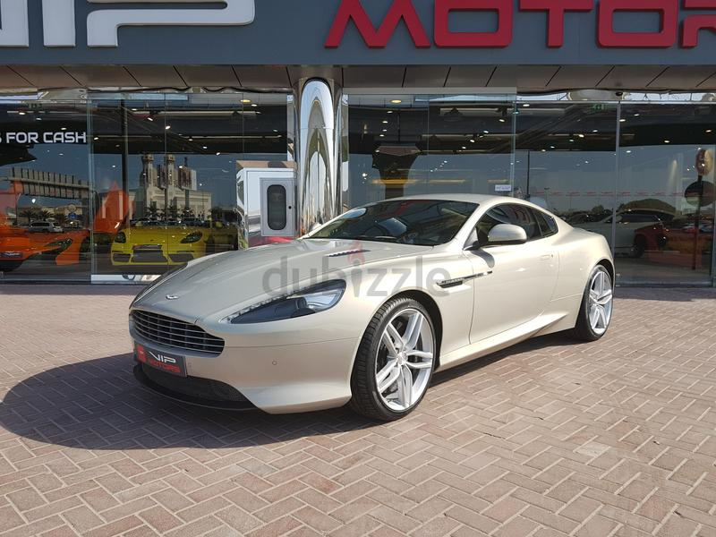 Dubizzle Dubai DB ASTON MARTIN DB GCC WARRANTY AND - Aston martin warranty