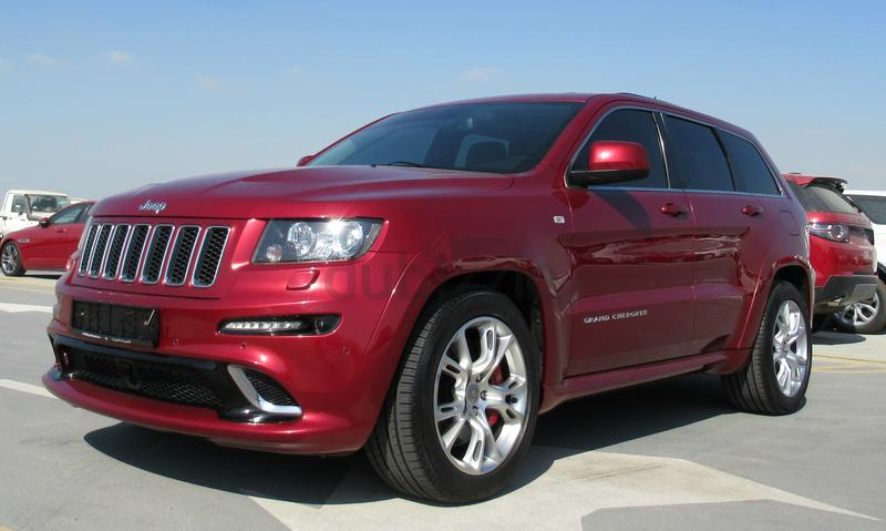 Dubizzle Dubai Grand Cherokee Jeep Srt8 2013