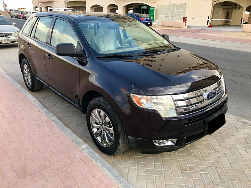 Ford Edge  Full Option Low Mileage