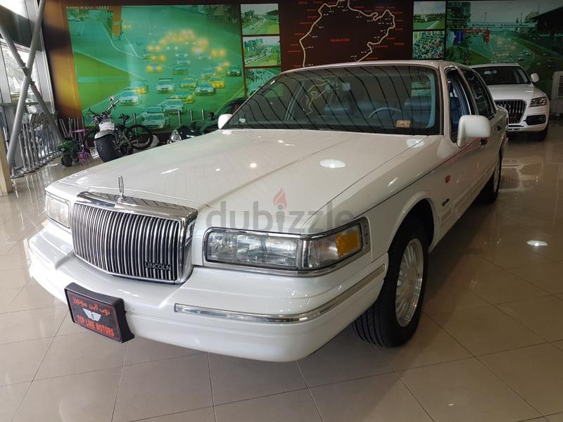 Dubizzle Dubai Town Car Lincoln Town Car Signature Series 1997