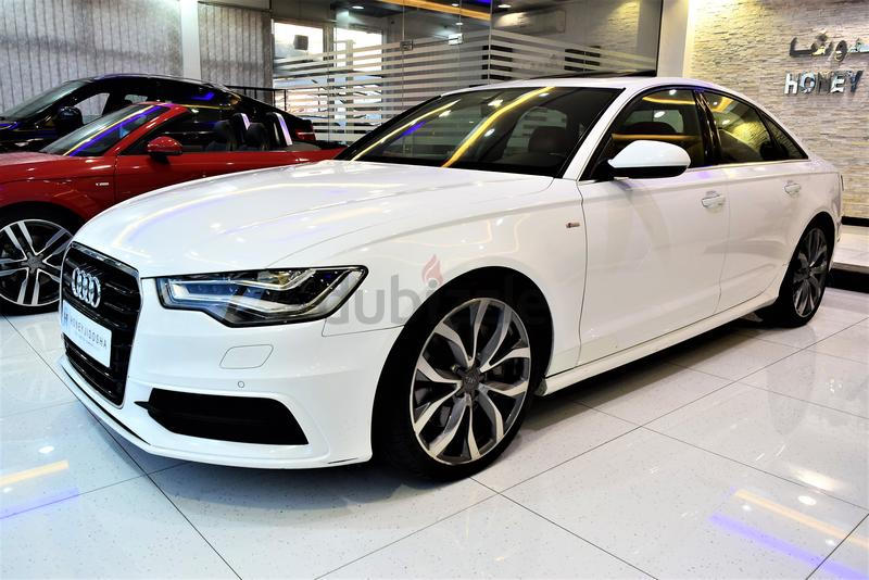 dubizzle Dubai | A6: Great Deal Under Warranty on Audi A6 3.0T ...