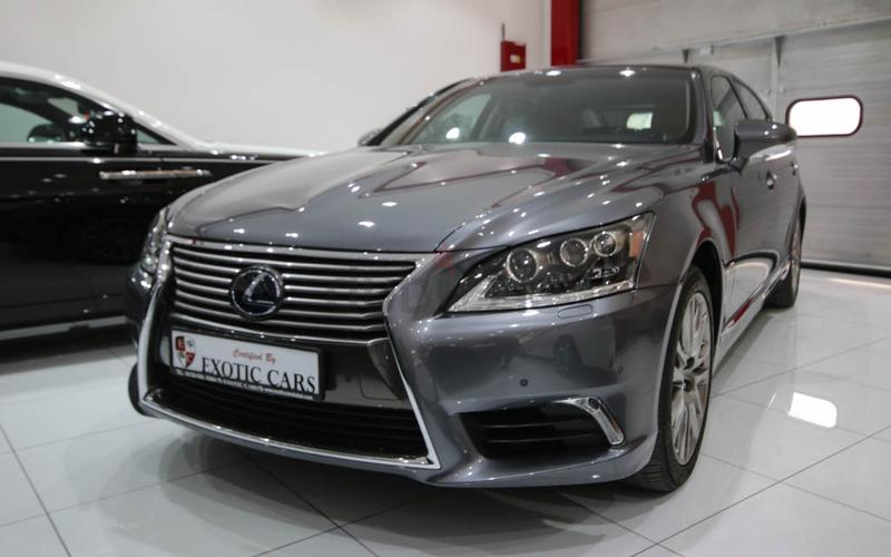 dubizzle dubai ls series lexus ls 600 hl 2013 grey tan 39 000 km. Black Bedroom Furniture Sets. Home Design Ideas