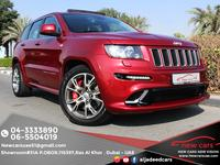 GCC JEEP GRAND CHEROKEE 2012 - ZERO...