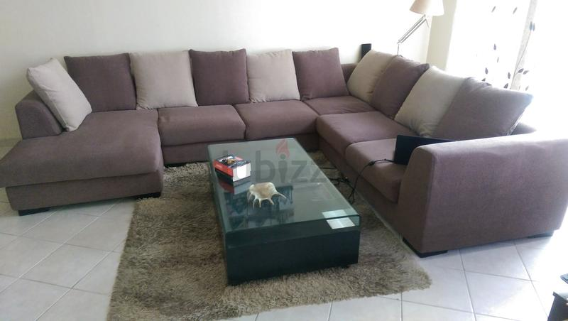 Dubizzle Dubai Sofas Futons Lounges 6 Seater Sofa L Shape Homes R Us
