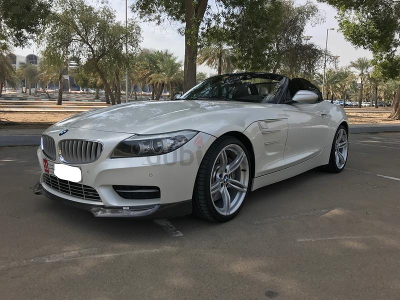 dubizzle abu dhabi z4 bmw z4 35is ac schnitzer cash only. Black Bedroom Furniture Sets. Home Design Ideas