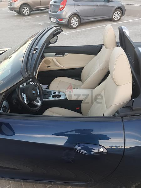 Dubizzle Dubai Z4 Midnight Blue Bmw Z4 For Sale