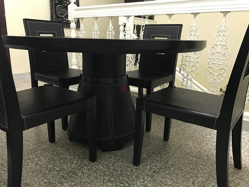 Dubizzle dubai dining sets pan emirates round table 4 chairs Home furniture online uae