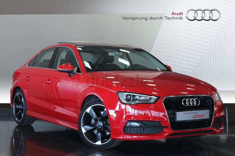 Audi A3 2016 found on KarSouq.com