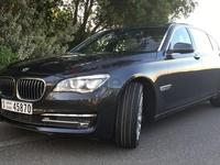 BMW 730 LI 2014 GCC SPECS  0% DOWN ...