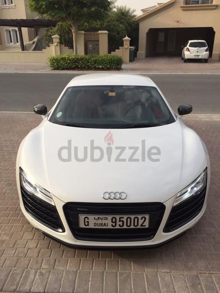 Audi R8 2014 found on KarSouq.com