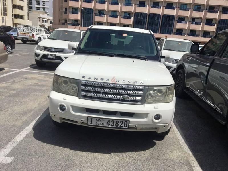 Land Rover Range Rover Sport 2006 found on KarSouq.com