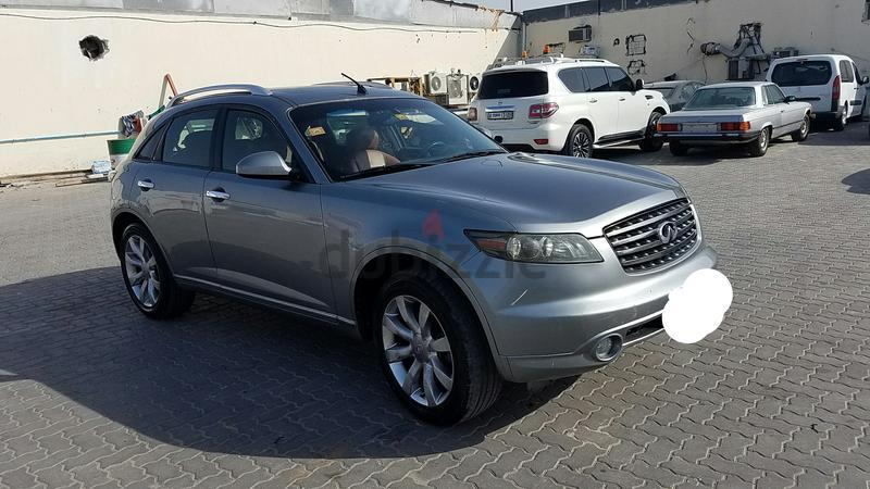 Infiniti FX45/FX35 2006 found on KarSouq.com