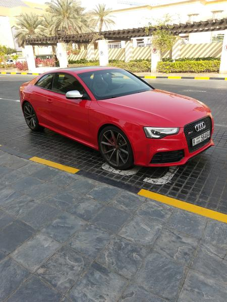 Audi S5/RS5 2014 found on KarSouq.com