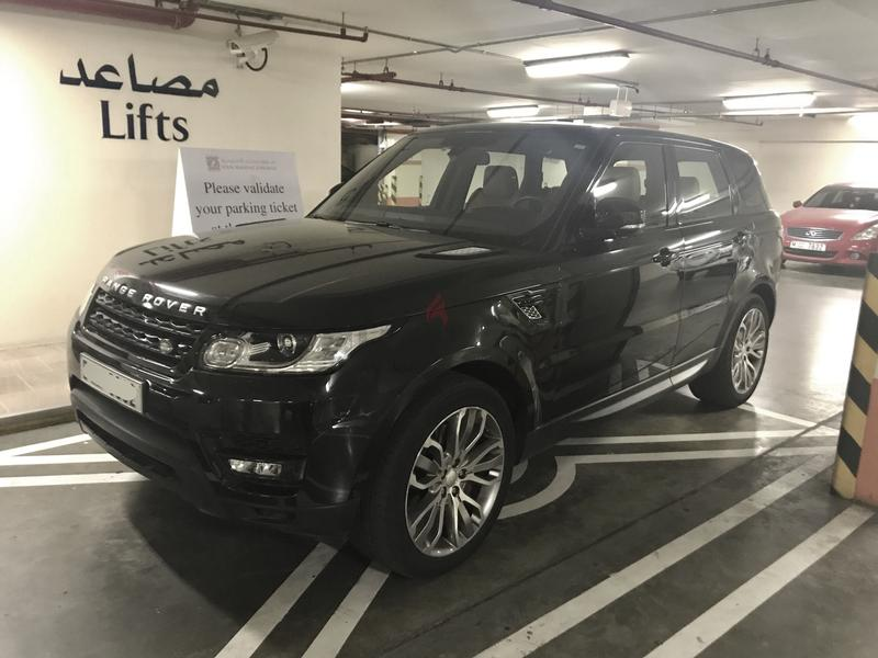 Land Rover Range Rover Sport 2015 found on KarSouq.com