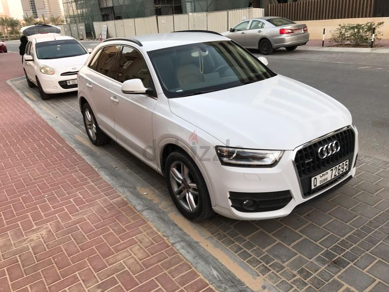Audi Q3 2015 found on KarSouq.com