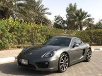 VERIFIED CAR! PORSCHE CAYMAN S 2014...