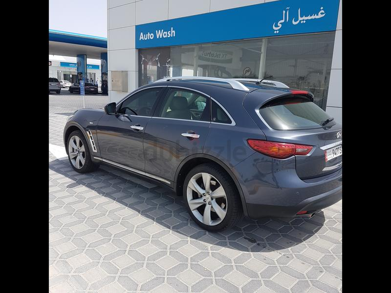 Infiniti FX50 2009 found on KarSouq.com