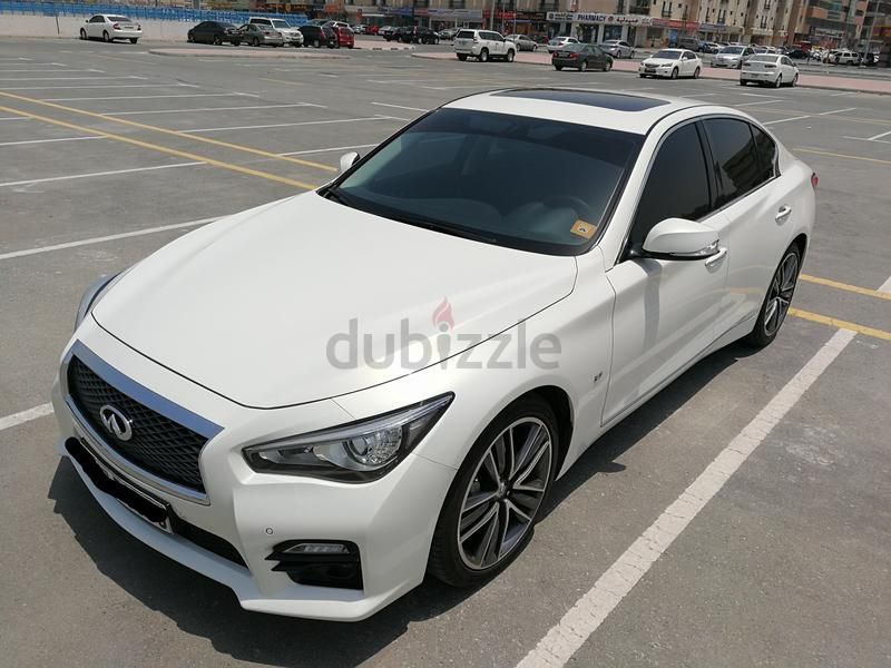 Infiniti Q50 2014 found on KarSouq.com
