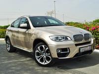 GCC BMW X6 2013 - ZERO DOWN PAYMENT...
