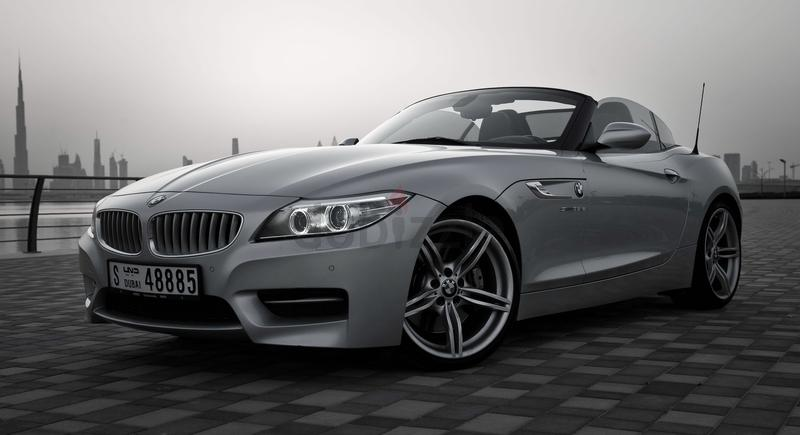 Dubizzle Dubai Z4 Powerfull Roadster Bmw Z4 35 Is S Drive