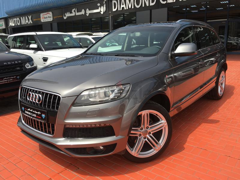 Audi Q7 2014 found on KarSouq.com