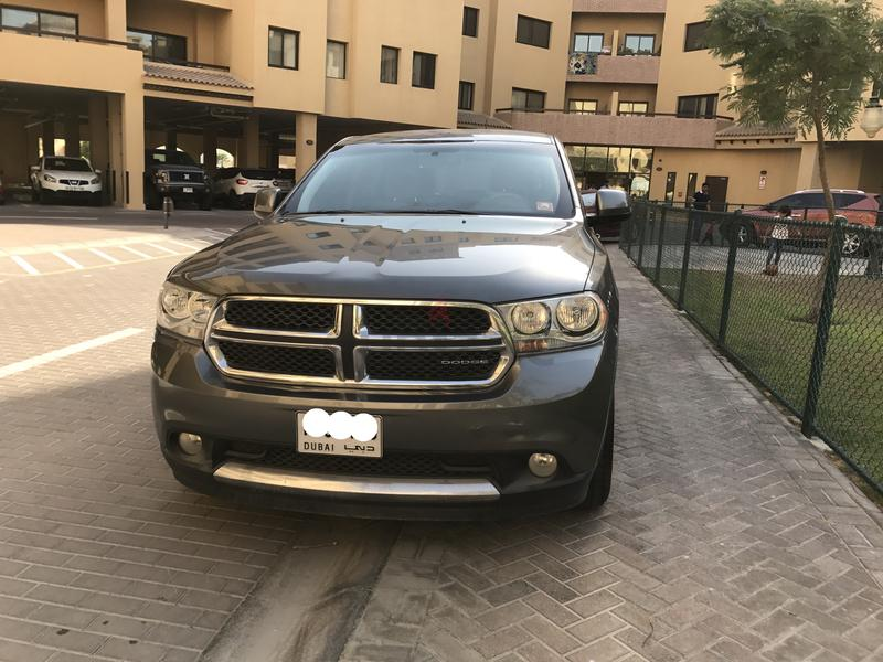 Dodge Durango 2012 found on KarSouq.com