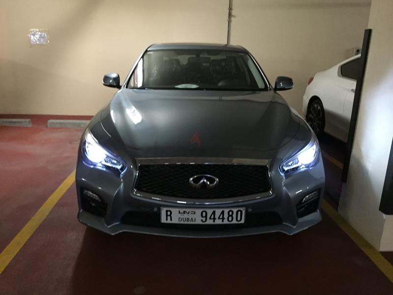 Infiniti Q50 2015 found on KarSouq.com