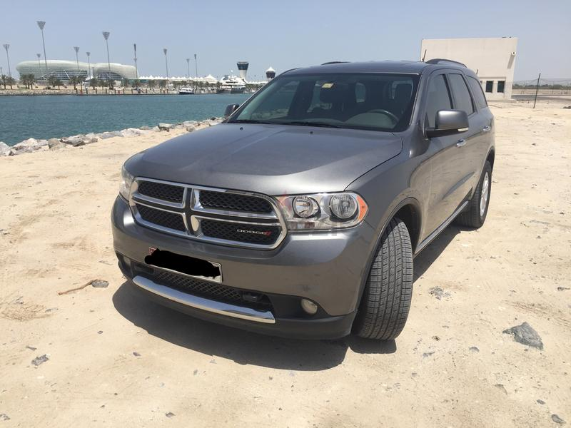 Dodge Durango 2013 found on KarSouq.com