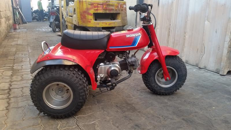 Honda Financial Phone Number >> dubizzle Sharjah | Trike: HONDA ATC 70 JAPANESE IMPORT CLEAN