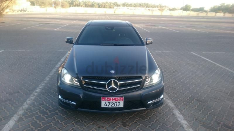 Dubizzle dubai c class mercedes benz c250 coupe for Phone number for mercedes benz