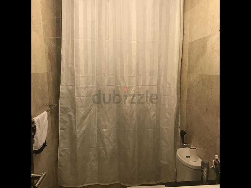 bathroom curtain aed 25