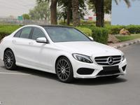 Mercedes Benz C200 2018 0KM GCC