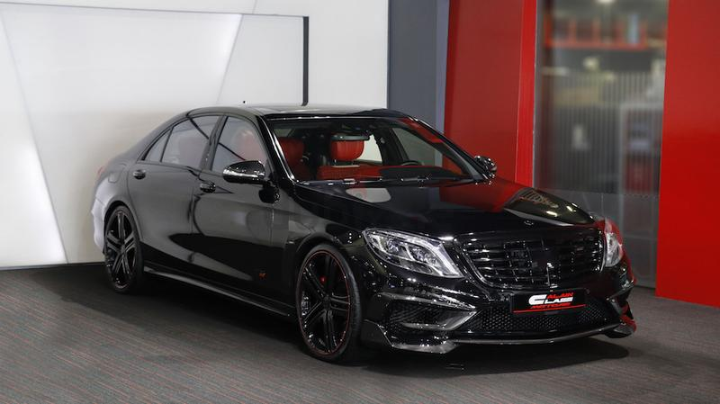 dubizzle dubai s class mercedes benz s63 amg brabus 850 2015 with warranty. Black Bedroom Furniture Sets. Home Design Ideas