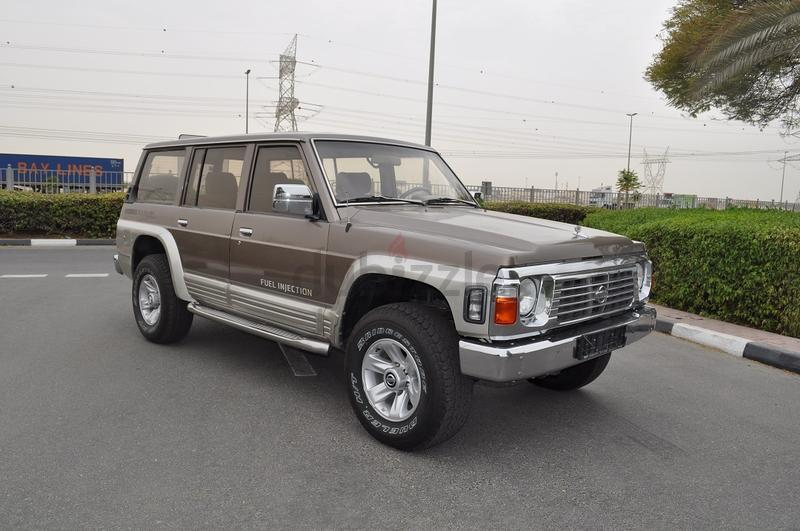Dubizzle Dubai Cars >> dubizzle Dubai | Patrol: NISSAN PATROL SUPER SAFARI,1995,EXCELLENT CONDITION,ONE OWNER,GULF SPECS
