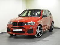 BMW X3 35i M Sport Package
