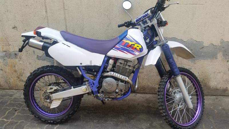 Dubizzle Sharjah Off Road Yamaha Ttr 250 R Japanese Import