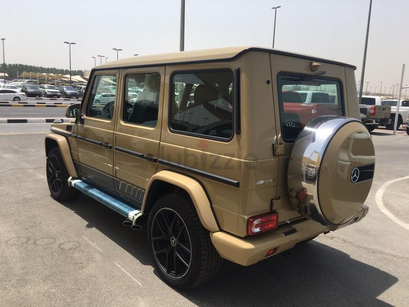 Dubizzle dubai g class brand new mercedes benz g63 amg for Mercedes benz g63 for sale