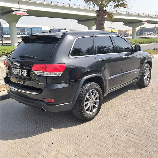 dubizzle dubai grand cherokee verified car jeep grand cherokee 2014 limited 3 6l v6. Black Bedroom Furniture Sets. Home Design Ideas