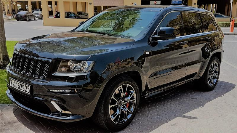 Dubizzle Dubai Grand Cherokee Jeep 2013 Srt8