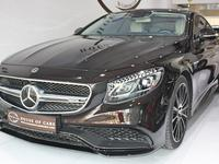 MERCEDES S65 COUPE 2017 Reduced