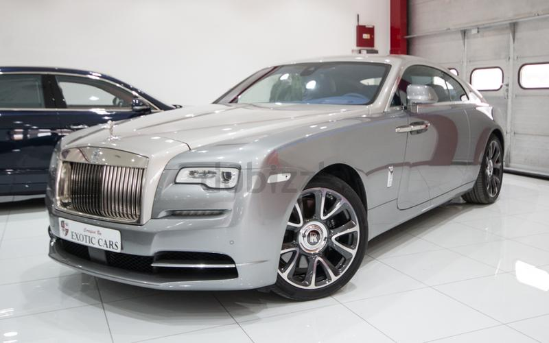 Dubizzle dubai wraith rolls royce wraith starlight 2017 for Motor warranty services of north america
