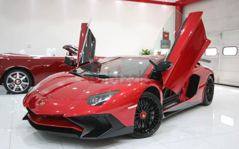 2018 lamborghini red.  2018 lamborghini aventador sv 2016 maroonblack 5000 km warranty until july  2018 to lamborghini red