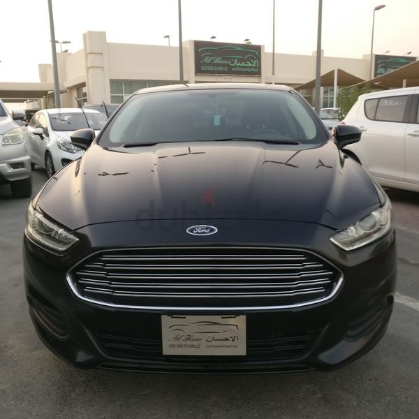 Ford Fusion  In Mint Condition Under Warranty