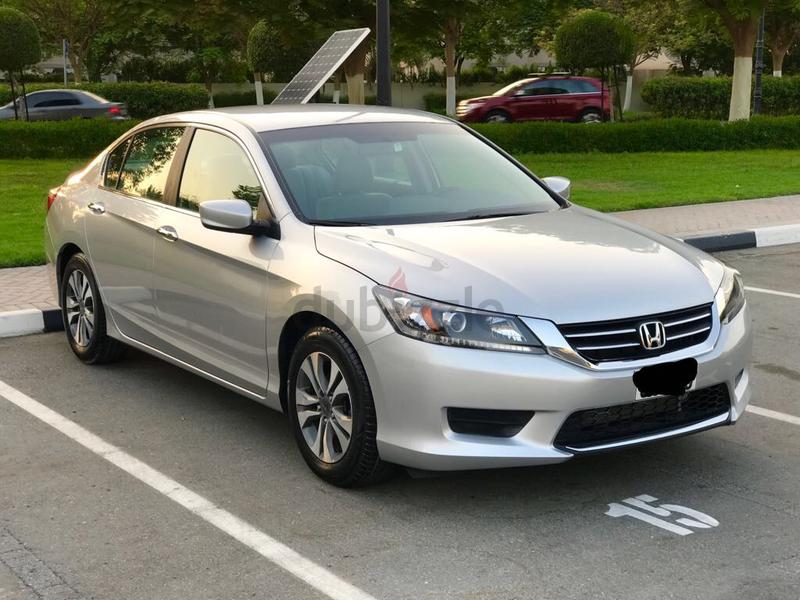 Dubizzle dubai accord honda accord 2013 great condition for Honda accord used 2013