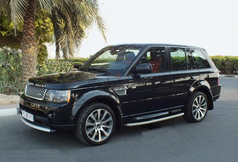 dubizzle dubai range rover range rover sport 2012. Black Bedroom Furniture Sets. Home Design Ideas