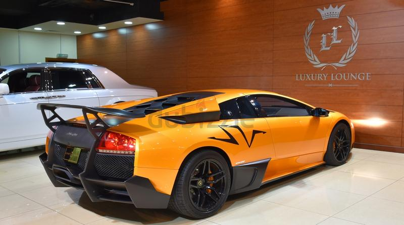 lamborghini murcielago sv manual for sale
