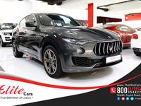 BRAND NEW 2017 MASERATI LEVANTE SQ4...