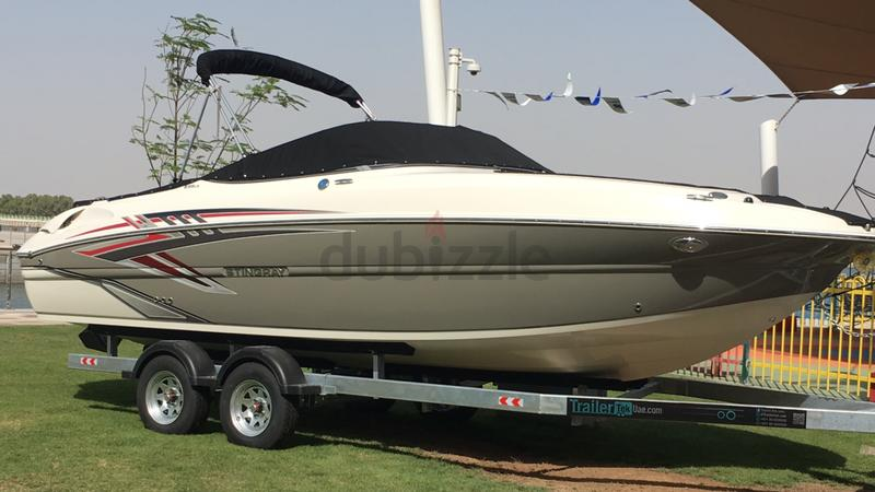 Stingray 235Lr (24ft) Full options with engin...